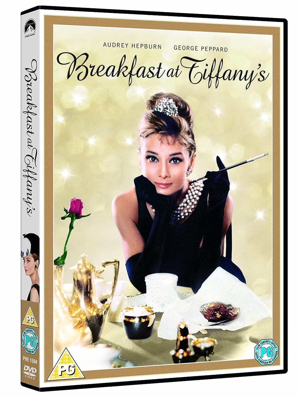 b9902aedecbc Breakfast at Tiffany s  DVD   1961   Amazon.co.uk  Audrey Hepburn  DVD    Blu-ray