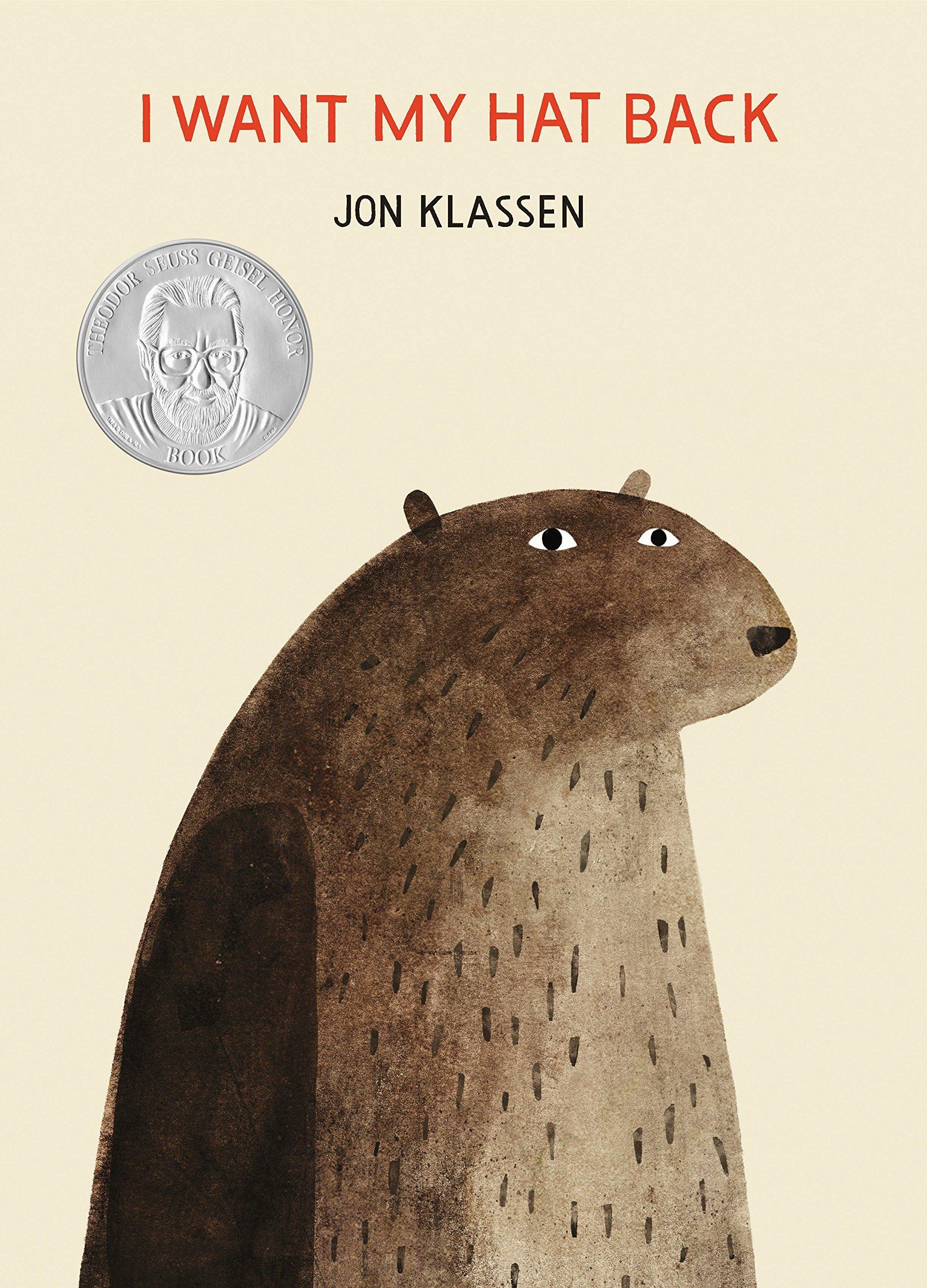Amazon.com: I Want My Hat Back (9780763655983): Klassen, Jon, Klassen, Jon:  Books