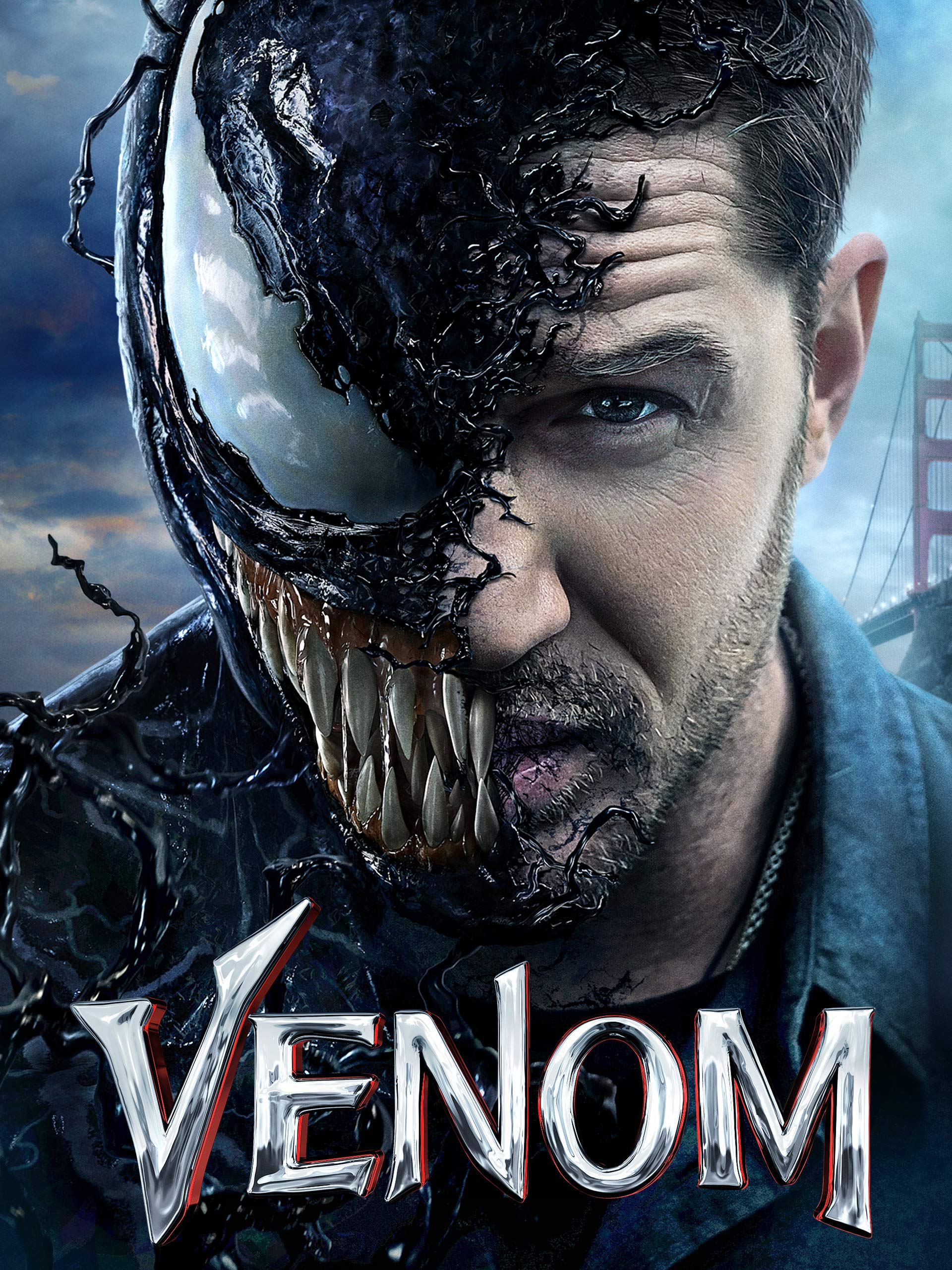 Amazon.com: Venom: Tom Hardy, Michelle Williams, Riz Ahmed, Scott ...