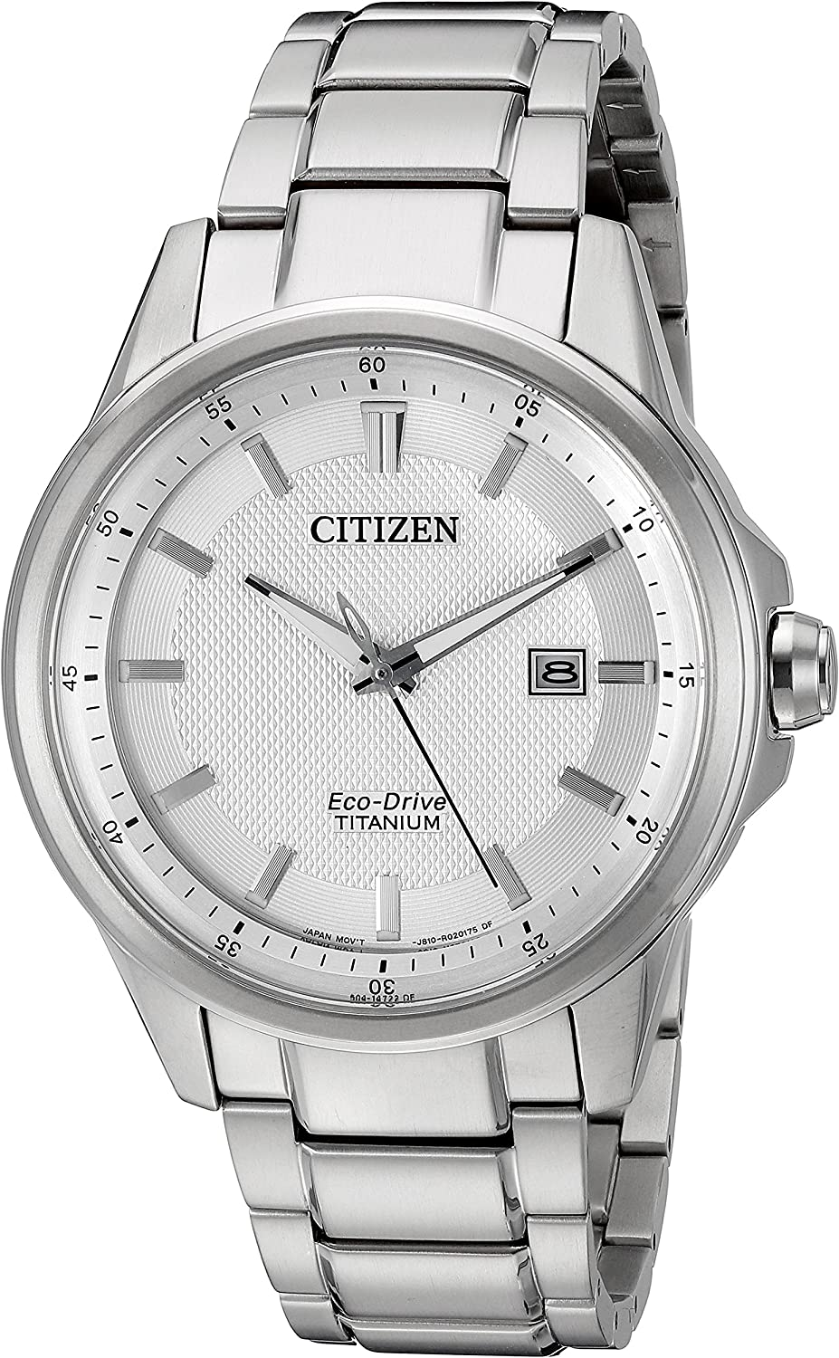 Citizen Men s Eco-Drive Stainless Steel Day-Date Watch