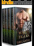 White Tigers of Brigantia 4 Book Box Set