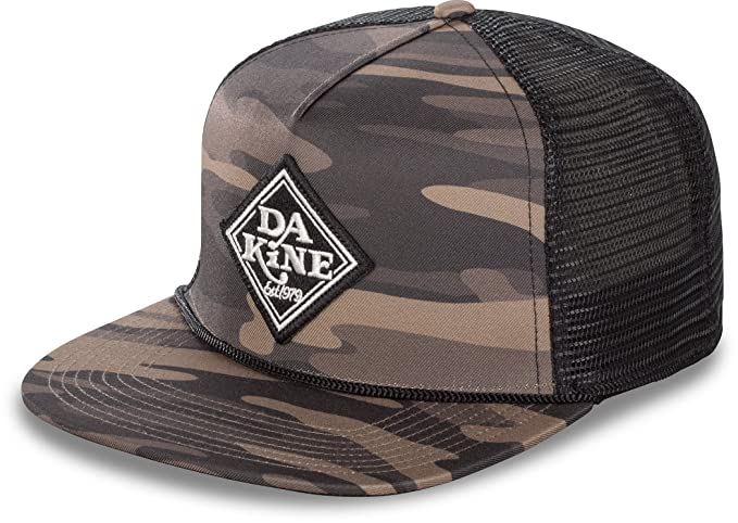 a199b9d5805a9 Amazon.com  Dakine Mens Classic Diamond Trucker Hat