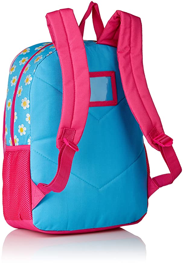 Amazon.com | Disney Girls Doc McStuffins Backpack, Light Blue/Pink | Kids Backpacks