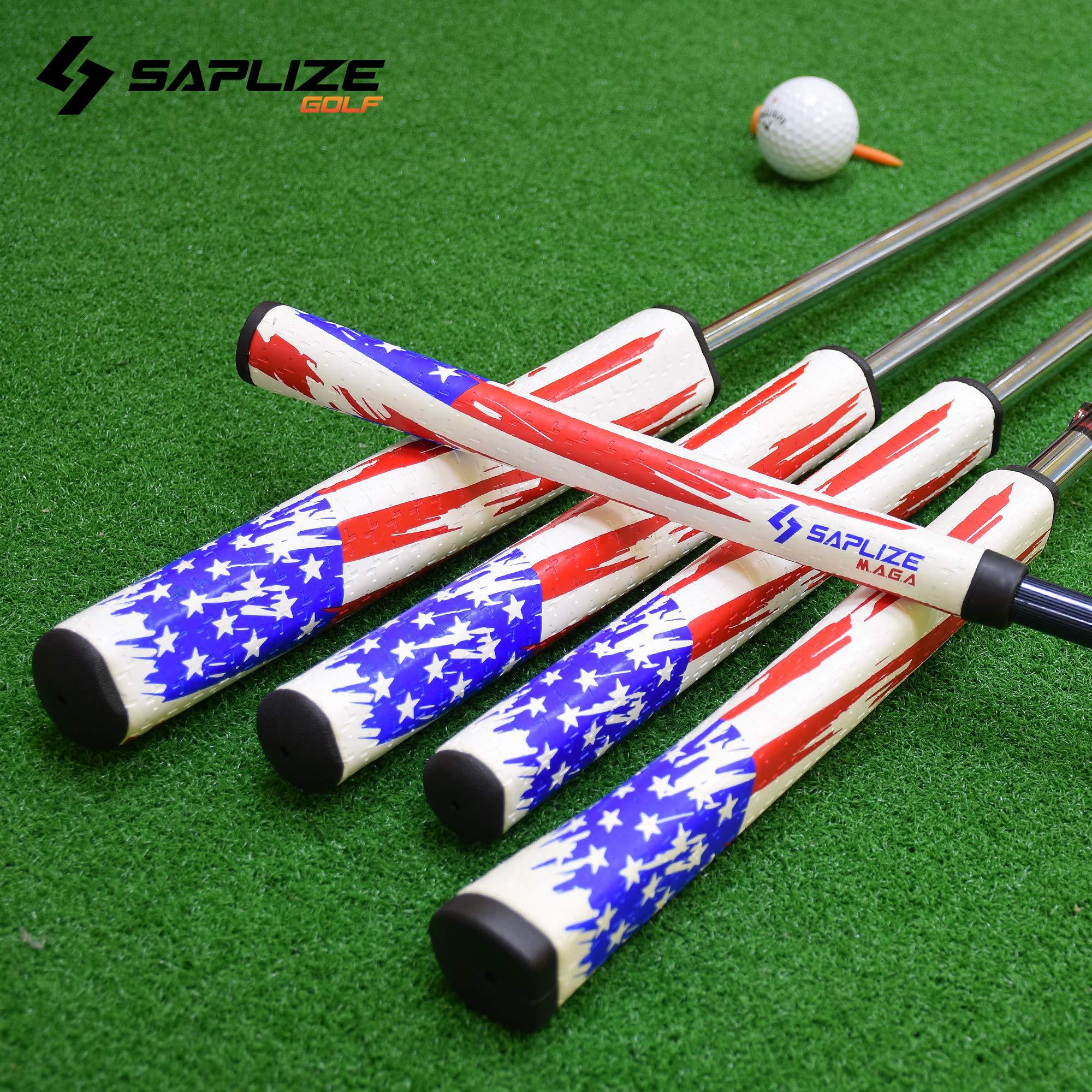 SAPLIZE Golf Putter Grip, M.A.G.A. Series(RDST01), Standard Size by SAPLIZE (Image #6)