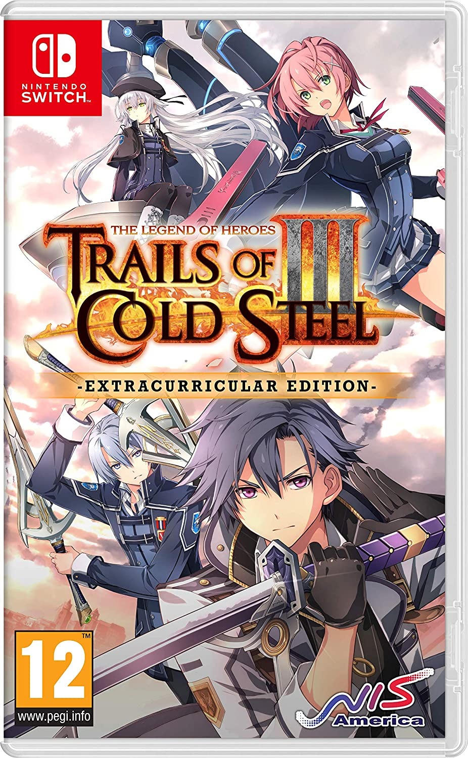 THE LEGEND OF HEROES: TRAILS OF COLD STEEL III 91Zwf8NVVdL._AC_SL1500_
