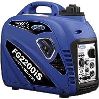 Ford FG2200IS 2200 Watt Gasoline Inverter Generator (Blue)