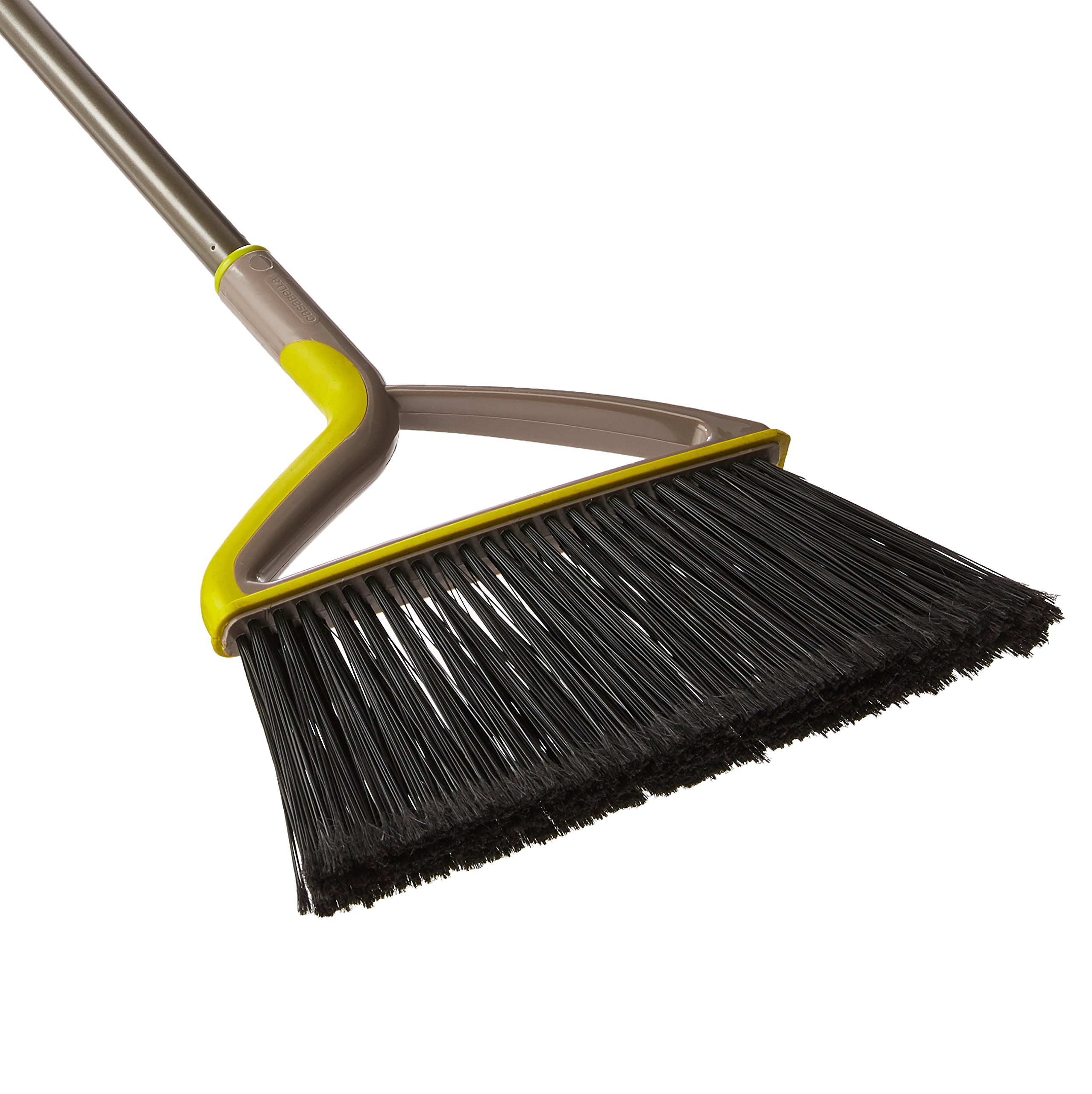 Casabella Wayclean Deluxe Broom with Dustpan
