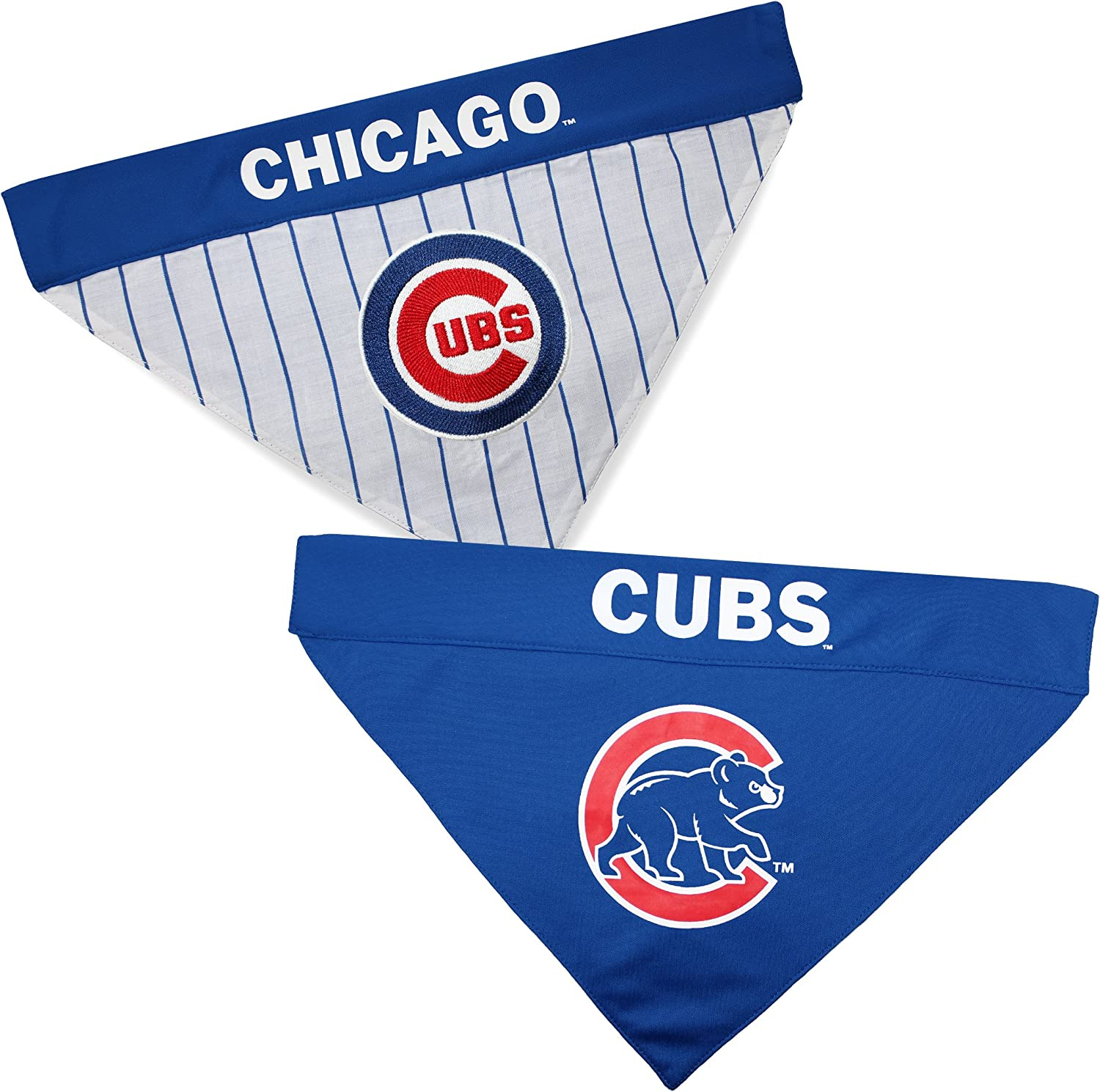 Chicago Cubs Dog Bandana Additional Sizes Available Small