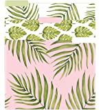 "bloom daily planners File Folders - Set of Six 8.5"" x 11"" Folders - Palm Leaves"