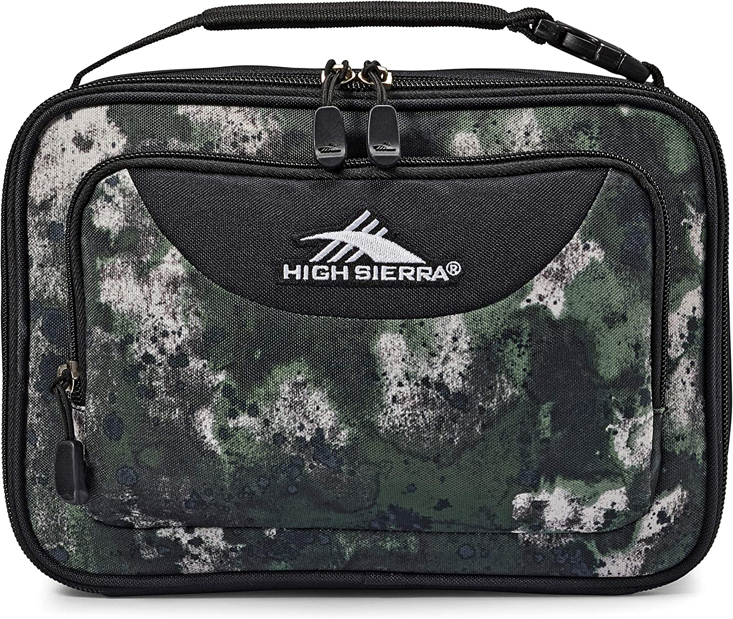 High Sierra Single Compartment Lunch Bag, One Size, Urban Camo