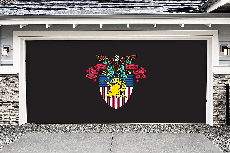 Amazon Victory Corps 7 X 16 Double Garage Door Decor Banner