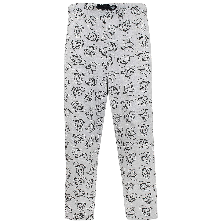 Disney Mens Donald Duck Pyjamas