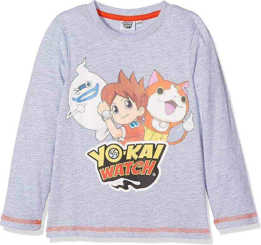 Leomil Fashion LS T-Shirt Camiseta de Manga Larga para Ni/ñas