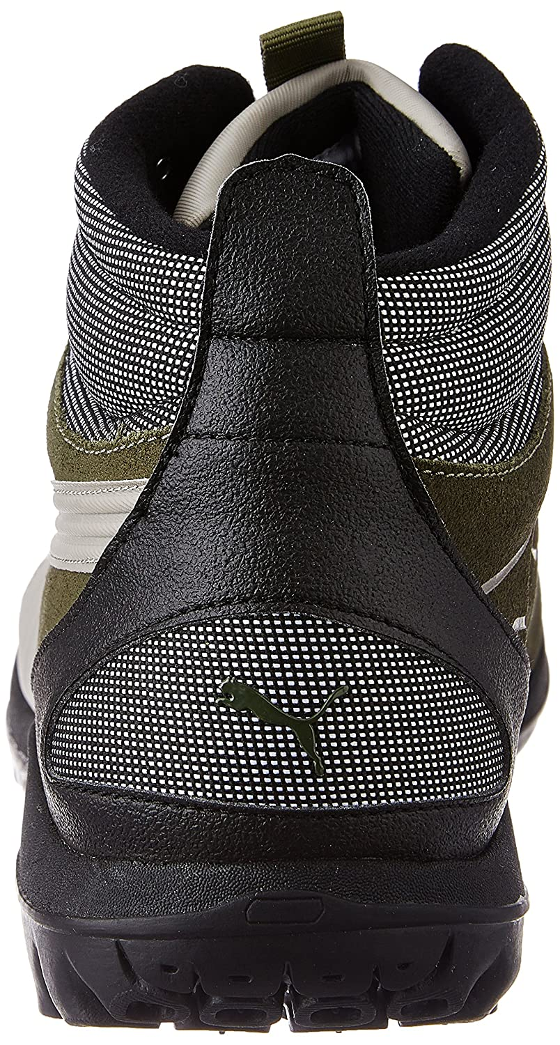 Puma Men s Tatau Fur Boot 2 Idp Sneakers  Buy Online at Low Prices in India  - Amazon.in 086bb99a9