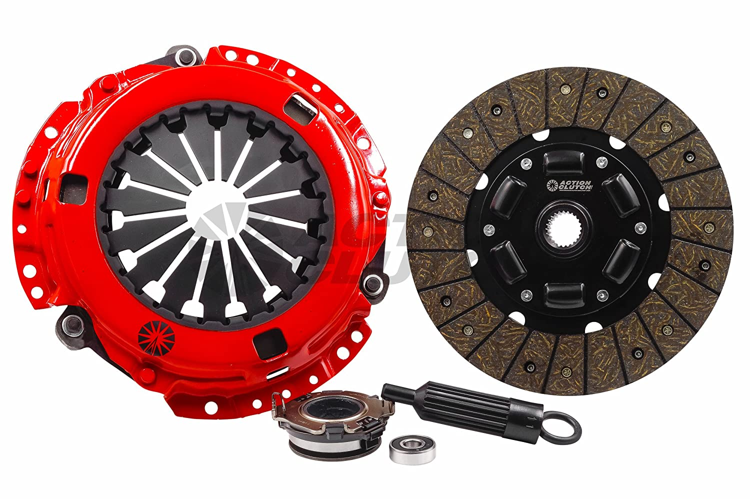 Amazon.com: Stage 1 OS (Organic Sprung) Honda Civic SI 2012-2014 2.4L 6SPD Includes Lightened Fywheel clutch kit: Automotive
