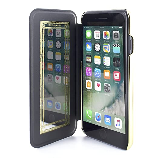 29931546d4de23 Ted Baker AW17 Luxury Flip-Back Magnetic Folio Case  Amazon.co.uk   Electronics