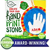 Creative Roots Create Your Own Handprint Stone by Horizon Group USA