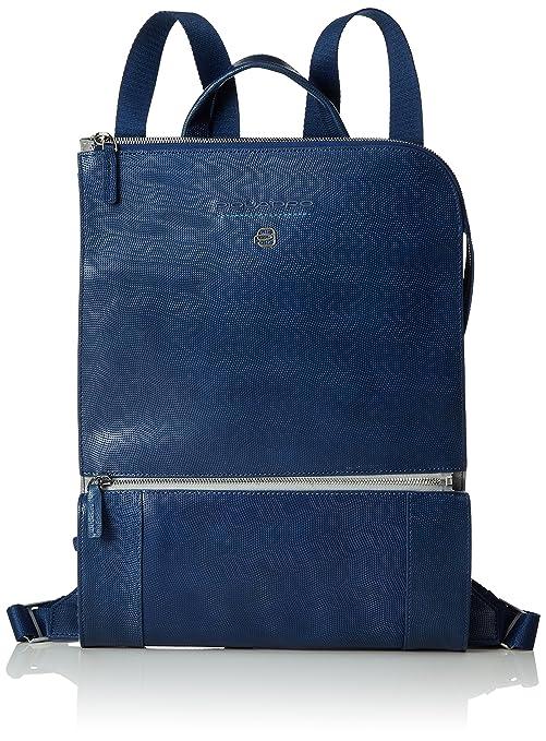 Piquadro Mochila de a diario, turquesa (azul) - CA4026S92/BLU