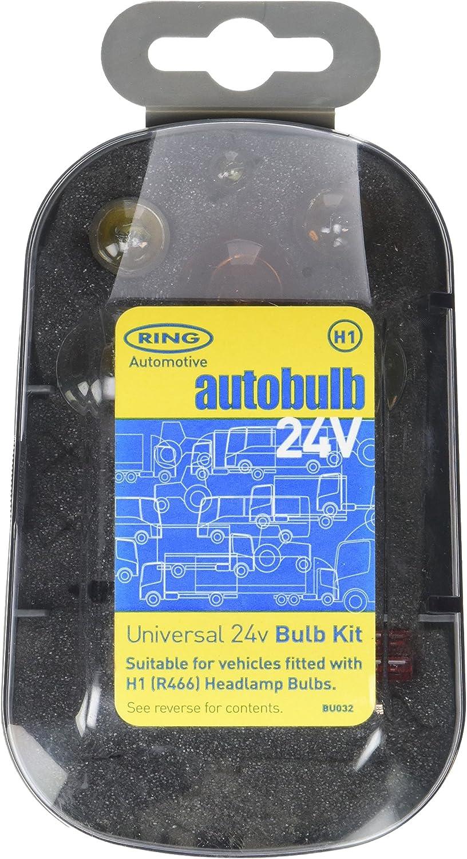 Ring Automotive BU032 24V H1 Universal Bulb Kit