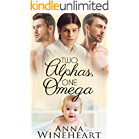 Two Alphas, One Omega (Men of Meadowfall Book 4)