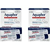 Aquaphor pKlBtc Baby Advanced Therapy Healing Ointment Skin Protectant, 0.35 oz (4 Pack)