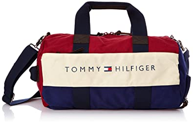 Multicolore corporate Duffle Bag Tommy Lance Hilfiger Taille XEPFfxI