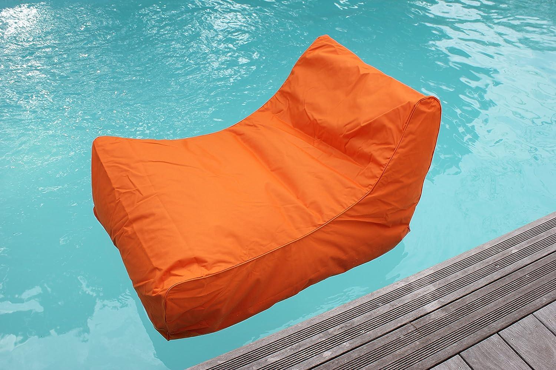 110 x 70 x 60 cm Arancia Sunvibes Kiwi Float Lounger