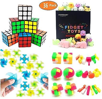 Amazon.com: Juego de juguetes surtidos para fiestas, juegos ...