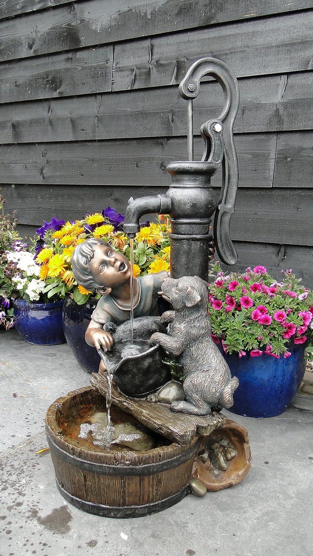 Ubbink Terrassenbrunnen Wasserspiel Regina