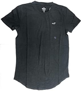168f5ef9 Hollister Men's Tee Graphic T-Shirt - V Neck - Crew Neck | Amazon.com