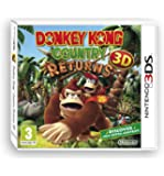 Nintendo, Donkey Kong Country Returns Per Console Nintendo 3Ds