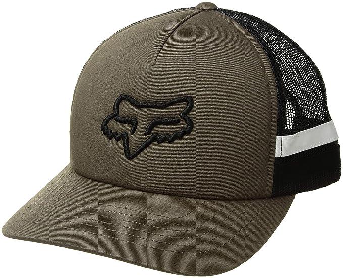 huge discount 2c778 ce2ce Fox Junior s Head TRIK Trucker HAT, bark, ...