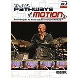 ドラム教則本 & DVD 「スティーヴ・スミス:PATHWAYS of MOTION」 HD-IHBK001 【直輸入版】