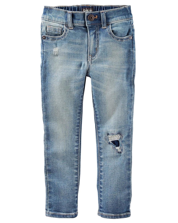 OshKosh BGosh Big Boys Slim Stretch Jeans Bass Light 14 Kids
