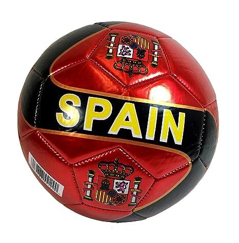 Nuevo Oficial tamaño 5 y alta calidad España CBF - Camiseta de ...