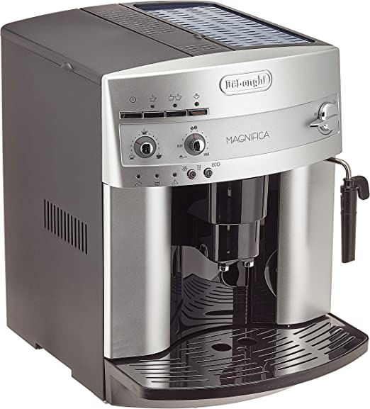 DeLonghi ESAM3200S, Plata, 1450 W, 220 - Máquina de café: Amazon ...