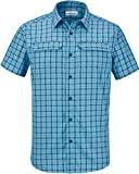 Columbia Silver Ridge™ 2.0 Multi Plaid Short Sleeve Shirt