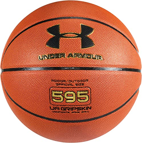 Under Armour 595 Indoor Outdoor Basketball, Intermediate Size 6