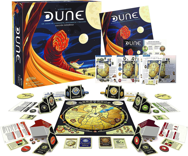 #Juegodemesa Dune por 41€