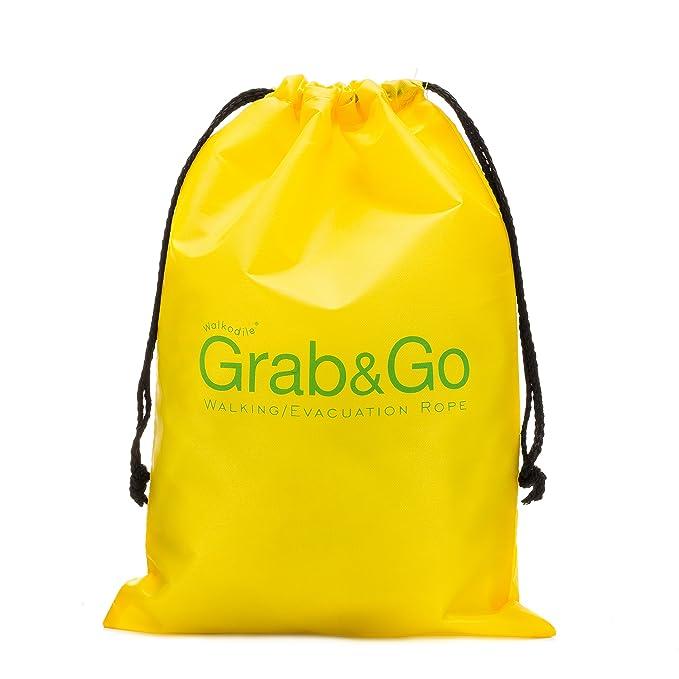 Grab & Go (para 10 niños) - Arnés de Seguridad. Calidad premium. Diseñada por una Profesora. Función de seguridad adicional en las asas.
