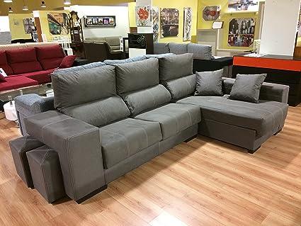 MUEBLES MATO - Sofa cheslong apolo dcho: Amazon.es: Hogar