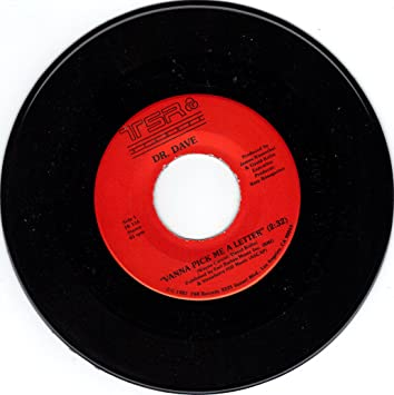 DR. DAVE   DR. DAVE/Vanna Pick Me A Letter/45rpm record   Amazon