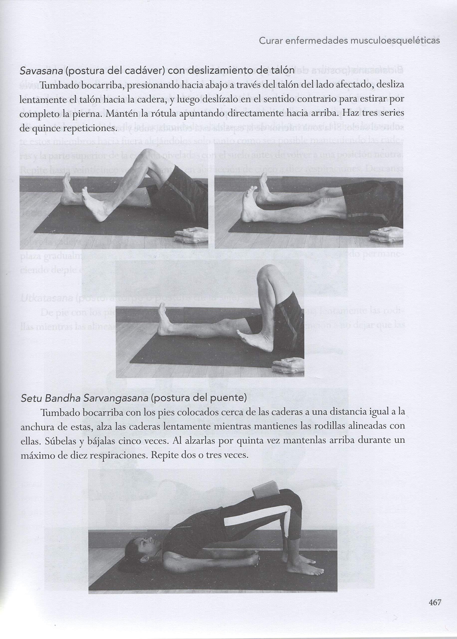 Yoga terapia (Spanish Edition): Mark Stephens: 9788417399054 ...