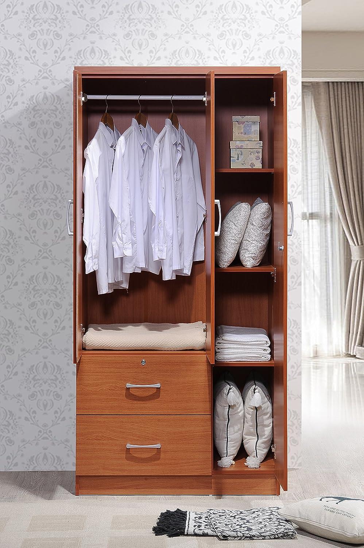 Hodedah Bedroom Armoires,