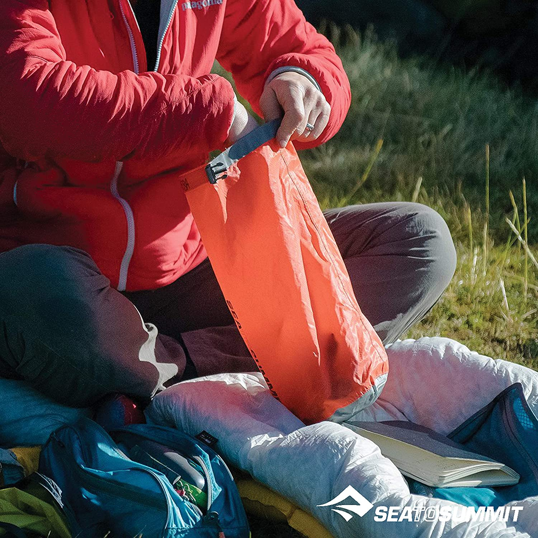 Green Adultos Unisex Sea to Summit Ultra-SIL Dry Sack-4 litros Saco Monta/ñismo Alpinismo y Trekking Talla /Única Verde