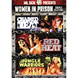 Women in Prison Triple Pack (Chained Heat / Red Heat / Jungle Warriors)