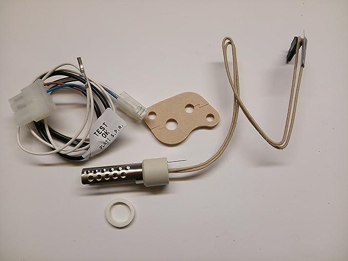 Ionisationselektrode für Buderus GB 112 /& Sieger BR 15 7100238 Zündelektrode