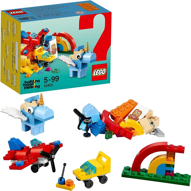 LEGO Build - Arcoíris de Diversión, Juguete de Construcción ...
