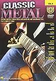 Classic Metal Guitar Play-Along DVD Volume 8
