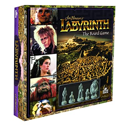 Jim Henson's Labyrinth: The Board Game: Toys & Games